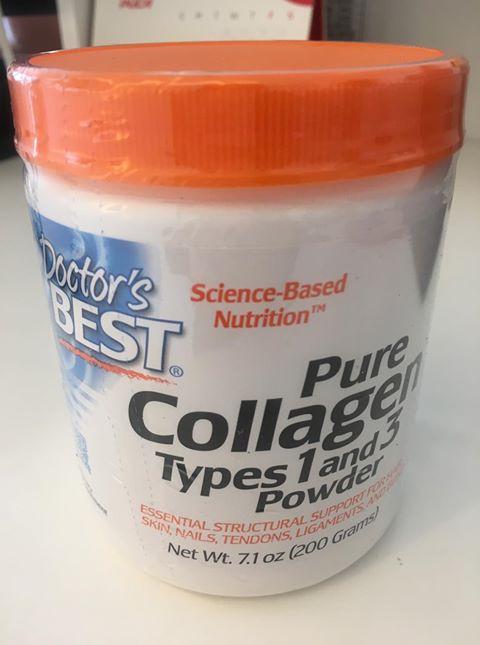 doctor's best collagen powder